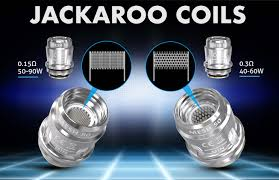 Vandy Vape Jackaroo 0.3 ohm Coils - 4 Pack